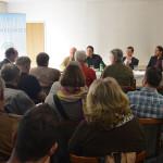 Veranstaltung mit dem OB 2015