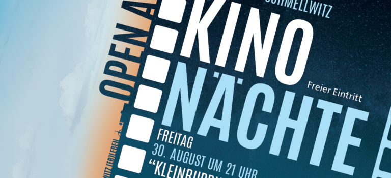 """Schmellwitz (er)leben – Open-Air-Kinonächte – """"Kleinruppin forever"""""""