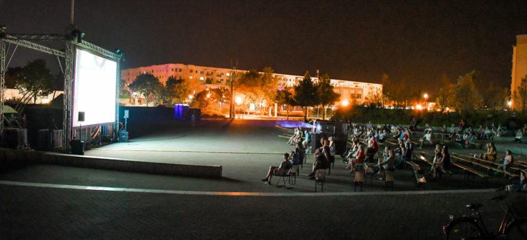 """Gelungene Premiere der """"Open-Air-Kinonächte"""""""